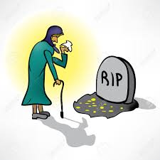 Image result for images of a cartoon burial