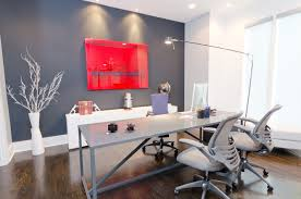 home office interiors. Image Credit: Atmosphere 360 Studio. A Home Office Interiors