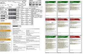 shadowrun 5 character sheet methods madness old school ramblings 4 stop looking at the