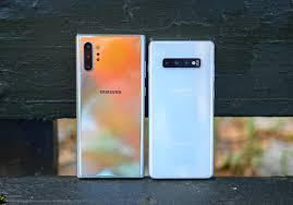 Samsung Galaxy Note 10 Plus Vs Galaxy S10 Plus Specs