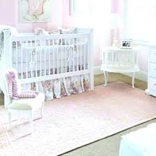 pink and white rug nursery a navy blue area black