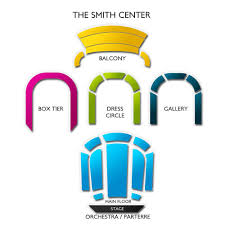 Smith Center Seating Chart Vegas Reynolds Hall At Smith Center 2019 Seating Chart
