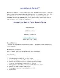 Best Solutions Of Assistant Pastry Chef Resume Creative Pastry Chef