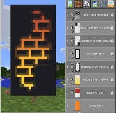 beautiful minecraft banner designs