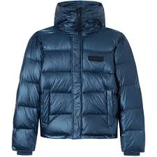 Mens Designer Padded Jacket Kenzo Kenzo Nylon Down Quilted Puffer Jacket