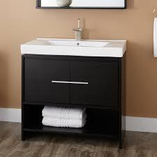 Bathroom Vanity Black 36 Kyra Vanity Black Bathroom