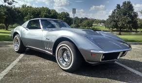 chevrolet corvette stingray 1969. Brilliant 1969 1969 Chevy Corvette With Chevrolet Stingray R