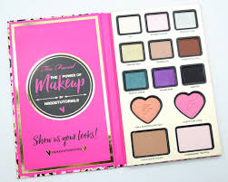 andbox too faced the power of makeup by nikkie tutorials from us