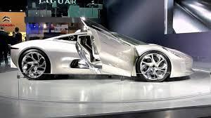 jaguar c x75 3d interior turntable