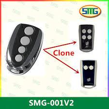 433 92mhz rolling code remote radio control v2 transmitter garage door opener remote dupl