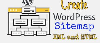 in wordpress xml and html