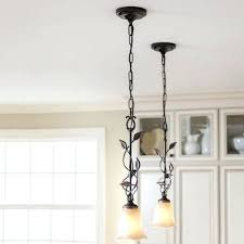 home improvement allen roth chandelier 3 light aged bronze dining room and in w oil