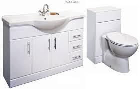 premier delaware classic 1200mm bathroom vanity unit btw toilet 1700mm combination set