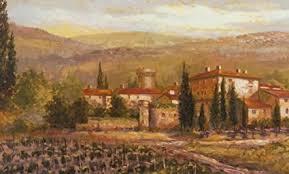 tuscan vineyard wall mural on tuscan vineyard wall art with amazon tuscan vineyard wall mural home kitchen