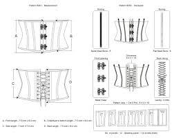 Underbust Corset Pattern Amazing Inspiration