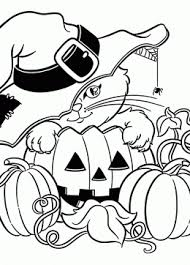 Halloween Coloring Pages For Kids Big Collection Pictures Of