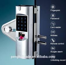 remote door lock commercial smart commercial glass door locks commercial remote control door lock
