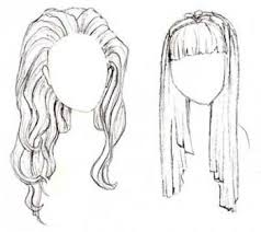how to draw hair how to draw realistic hair step by step realistic