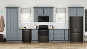 whirlpool black stainless steel appliances. Whirlpool Black Stainless Steel Lifestyle View With Appliances