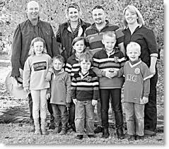 Walsh family tries life on the farm - Bingara