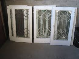 doors from the haul these leaded glass