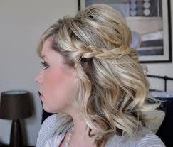 Einzigartige Frisuren Halb Mittellanges Haar Frisuren F R