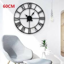 kitchen extra large wall clock 60cm