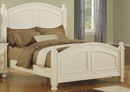 white king bedroom sets. Classic Eggshell White California King Bed - Cape Cod Bedroom Sets