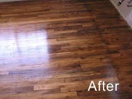 hardwood floor cleaning recoating