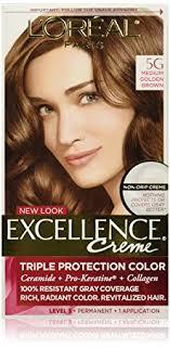 l paris excellence creme hair