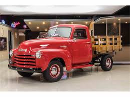 1951 Chevrolet 3100 Stake Bed Pickup for Sale   ClassicCars.com ...