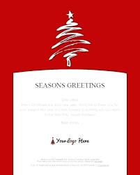 Happy Holiday Card Templates Company Holiday Card Template