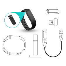 Details About Fitbit Flex Wireless Activity Sleep Tracker Monitor Fitness Wristband