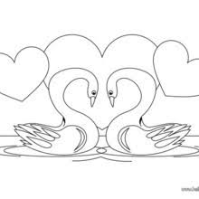 Small Picture Swan coloring pages Hellokidscom