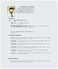 Sample Resume For Ece Engineering Students Popular Sample Ece Resume