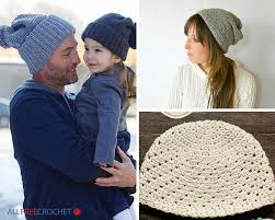 Crochet Winter Hat Pattern Stunning 48 Free Crochet Hat Patterns For Beginners AllFreeCrochet