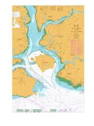 Kuala Johor And Sungai Johor Marine Chart Id_4043_0