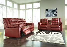 Buy Ashley Furniture Brolayne DuraBlend Garnet Reclining Living