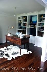 office rug. Modren Office Rugs For Office Fancy Rug Home With Cowhide  Rolling Chairs Hardwood Floors Inside E