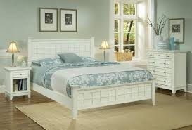 white and white furniture.  And White Bed Furniture Bedroom Set Decor Black Frame With And E