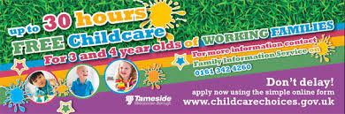 Free Childcare Advertising Early Years Provider Development Team Homepage