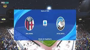 Bologna vs Atalanta serie a tim giornata 14 premiere live calcio PES 2021 -  YouTube