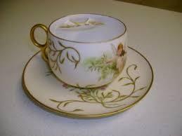 Decorative Cups And Saucers Decorative Arts Ceramics Porcelain Cups Saucers Antiques 34