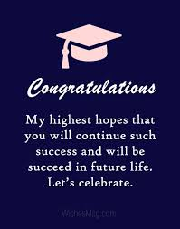 Graduation Congratulations Quotes Unique Graduation Wishes For Friend Congratulation Messages WishesMsg