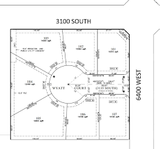 cul sac house plans home designs design floor pie shaped lot wyatt acres plat narrow lots small triangle skinny waterfront unusual bungalow unique
