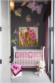 baby girl bedding shocking pink and grey done right in the nursery nursery room and giant