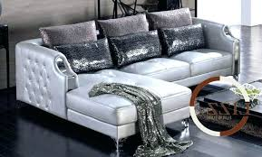 silver leather sofa photo 5 of 8 best quality sofas high couches top qualit