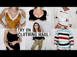 Massive Fall Clothing Haul Urban Outfitters Shadow Hill
