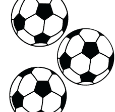 Printable Soccer Coloring Pages Pictures Free Dexyarya