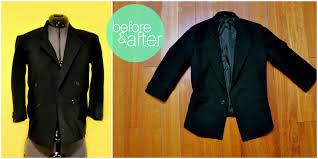 custom fit your own blazer